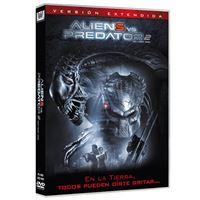 Alien vs. Predator 2 Ed extendida - DVD