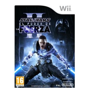Star WarsStar Wars El Poder de la Fuerza 2 Wii