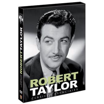 Pack Robert Taylor + Libro - DVD