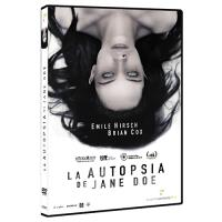 La autopsia de Jane Doe - DVD