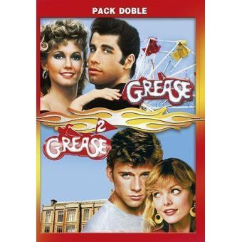 Pack Grease 1 y 2 - DVD