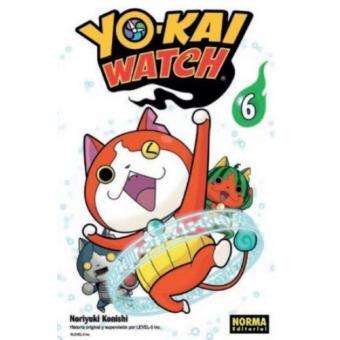 Yo kai watch 6