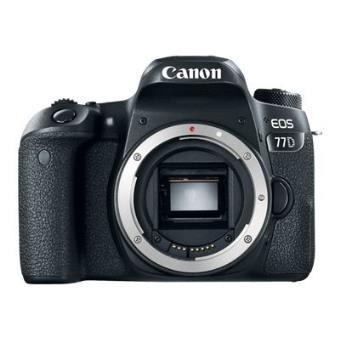 Cámara Réflex Canon EOS 77D Body