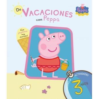 De vacaciones con Peppa. 3 años