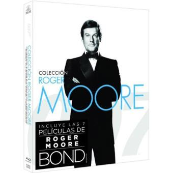 Bond. Roger Moore Collection - Blu-Ray