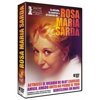 Pack Rosa María Sardá - 6 DVDs