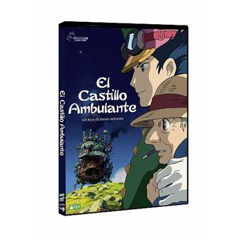 El castillo ambulante - DVD
