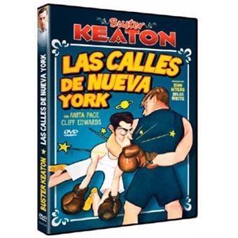 Las Calles de Nueva York - DVD