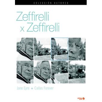 Pack Zeffirelli x Zeffirelli: Jane Eyre + Callas Forever - DVD