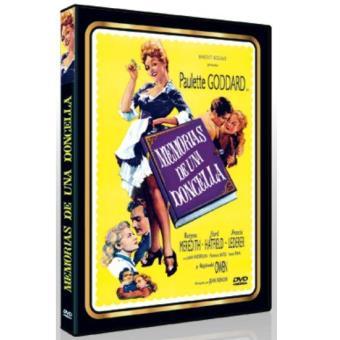 Memorias de una doncella - DVD
