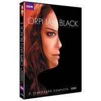 Orphan Black  Temporada 2 - DVD