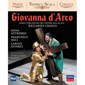 Verdi - Giovanna d'Arco - DVD