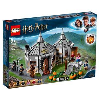 LEGO Harry Potter 75947 Cabaña de Hagrid: Rescate de Buckbeak