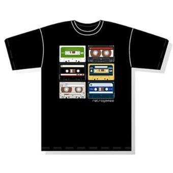 Camiseta Cassette m