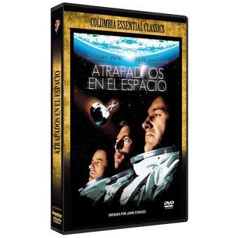 Atrapados en el espacio - DVD