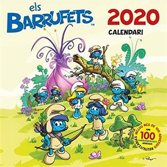 Calendari Els Barrufets 2020