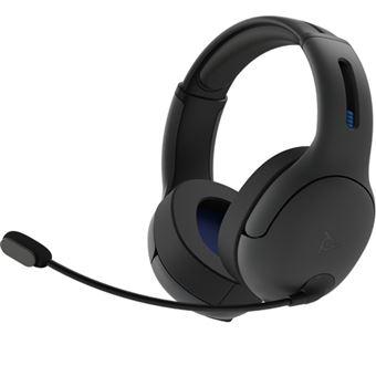 Headset gaming inalámbrico LVL 50 Gris para PS4