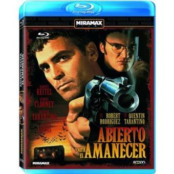Abierto hasta el amanecer - Blu-Ray + DVD