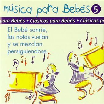Música para Bebés 5 - Clásicos para Bebés