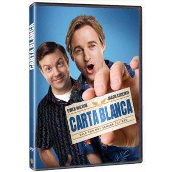 Carta blanca - DVD