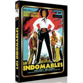 Los indomables - DVD