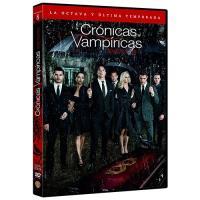 Cronicas vampíricas - Temporada 8 - DVD