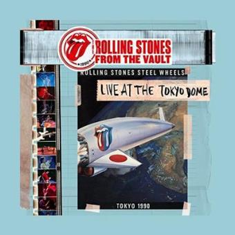 From The Vault: Live At The Tokyo Dome 1990 (Formato DVD + 2CD)