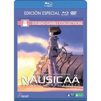Nausicaa del valle del viento - Blu-Ray + DVD