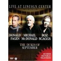 Live At The Lincoln Center