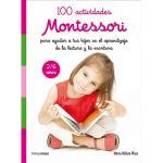 100 actividades montessori para ayu