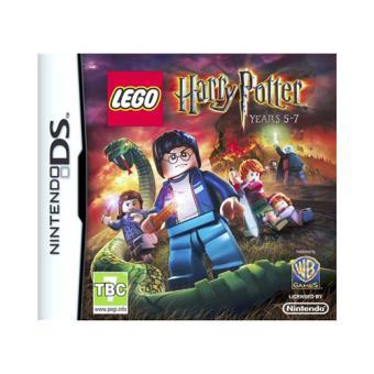 Lego Harry Potter: Años 5-7 Wii