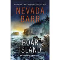 Boar Island (Anna Pigeon Mysteries, Book 19)
