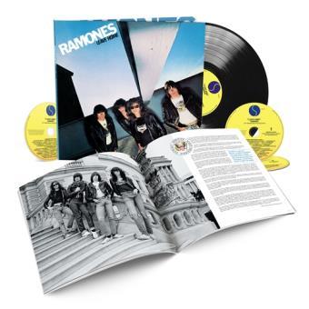 Box Set Leave Home 40 Aniversario Ed. especial Deluxe