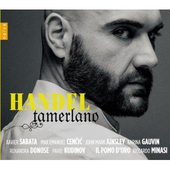 Handel:Tamerlano