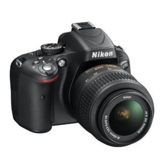 Nikon D5100 + 18 - 55 VR