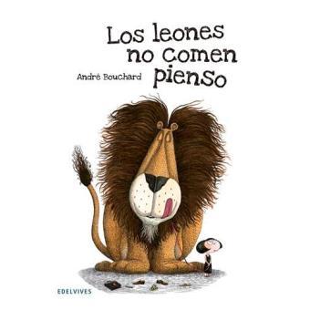 Los leones no comen pienso