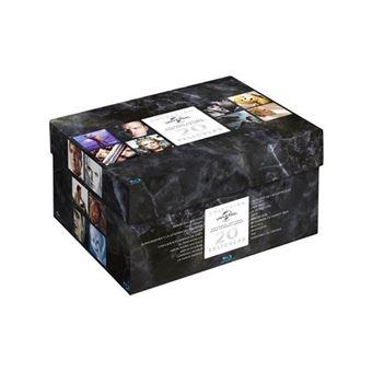Pack Colección Universal - 20 Películas - Blu-Ray