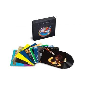 Box Set Vinyl -  9 Vinilos