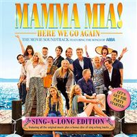 Mamma Mia! Here We Go Again B.S.O. - 2 CD