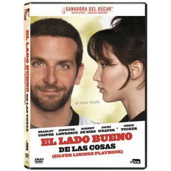 El lado bueno de las cosas - DVD