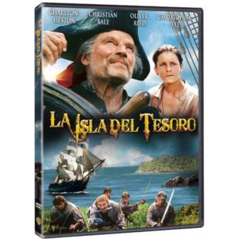 La isla del tesoro - DVD