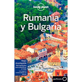 Lonely Planet: Rumanía y Bulgaria