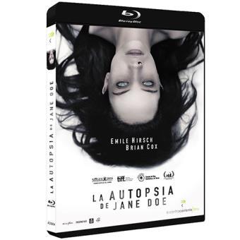 La autopsia de Jane Doe - Blu-Ray