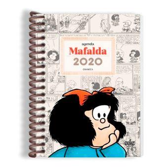 Agenda 2020 Mafalda día por página