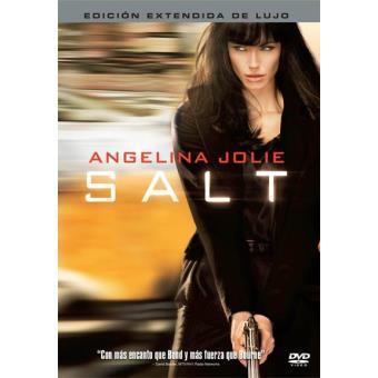Salt (Ed. extendida de lujo) - DVD