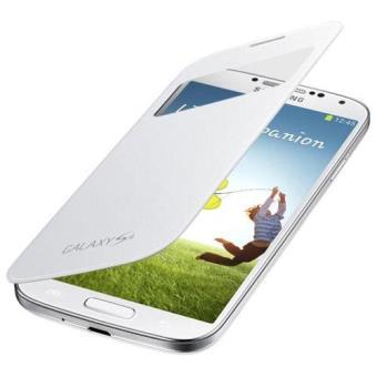 Samsung Funda S-View para Galaxy S4 Blanca