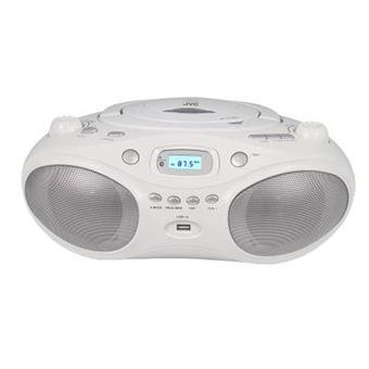 Radio Portátil JVC RD-F328W Blanco
