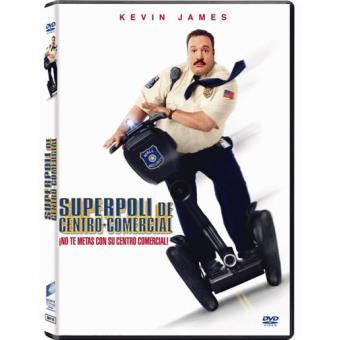 Superpoli de centro comercial - DVD