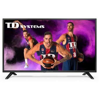 TV DLED 40'' TD Systems K40DLJ12F FHD