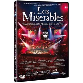 Los miserables (El musical) V.O.S. - DVD